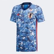 adidas Japón playera 2020-2021, Azul, Small
