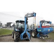 Elevator hidraulic Bufer pentru tractor,capacitate ridicare 1000-1500kg