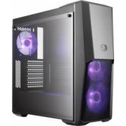 Carcasa Cooler Master MasterBox MB500 Tempered Glass RGB Fara sursa Neagra