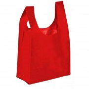 Set 150 Bolsa Reutilizables Reciclables Tnt 40x25 cm