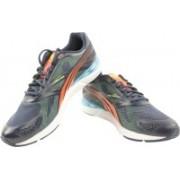 Puma Bioweb Speed Running Shoes For Men(Black, Green)