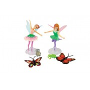 My Fairy Garden Fairy & Friends Isla & Poppy Playset
