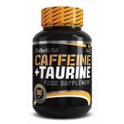 BioTech USA Caffein+Taurine - 60 kapsúl