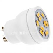 GU10 LED-spotlampen MR11 9 SMD 5630 270 lm Warm wit 3500K K AC 220-240 V