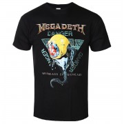 tričko pánské MEGADETH - VC35 - PLASTIC HEAD - RTMGD057