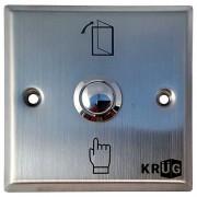 Buton cerere iesire control acces KrugTechnik KBM86 cu revenire (KrugTechnik)