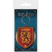 Pyramid Harry Potter - Gryffindor Rubber Keychain 6 cm