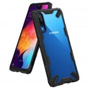 Capa Híbrida Ringke Fusion X para Samsung Galaxy A70 - Preto