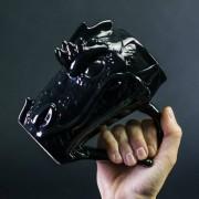 Dragon Head Chalice (Black)