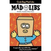 Grab Bag Mad Libs, Paperback