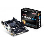 Gigabyte GA-F2A68HM-DS2 scheda madre Socket FM2+ AMD A68H Micro ATX