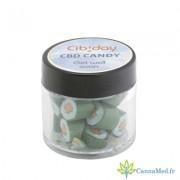 Cibiday Bonbons au CBD et aux Plantes Médicinales (Cibiday)
