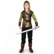 Vegaoo Waldmann - Kostüm für Jungen