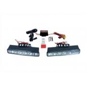 raidhp LED-dagrijverlichting hoekig raidhp /