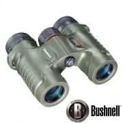 BINOCLU BUSHNELL TROPHY XLT 10X28 VERDE