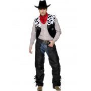 Costum carnaval barbati cowboy
