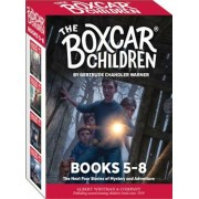 The Boxcar Children Mysteries Boxed Set #5-8, Paperback