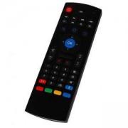 Универсално дистанционно управление с клавиатура и функция Air Mouse RC113KS, DWRC113KS
