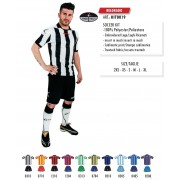 Legea - Completo Calcio Kit Belgrado