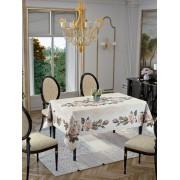Față de masă Valentini Bianco, Model Goblen Roses