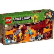 LEGO Minecraft - De Blaze brug 21154