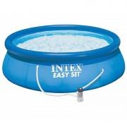 Piscina Easy Set Intex, 244 x 76 cm, sistem filtrare inclus