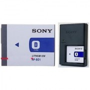 Sony NP-BD1 Battery BC-CSDE Charger For T2 T200 T70 T75 T77 T700 T500 T300 G3