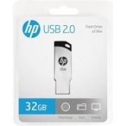 HP 32 GB METTAL PENDRIVE 32 GB Pen Drive(White)