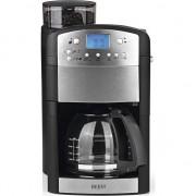 Beem mașină de cafea 02041 Fresh-Aroma-Perfect Thermostar, 1000, la care se adaugă aroma-funcție, cu indicator de nivel intern rezervor de apă pentru 10 cești, din oțel inoxidabil / negru