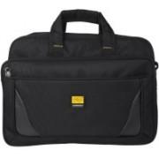 FD Fashion Women Office Laptop Messenger Bag Medium Briefcase - For Men & Women(Black)