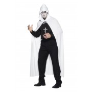 Vegaoo Spökcape Halloween vuxna One-Size
