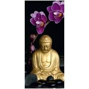 Fototapet Buddha pentru usa