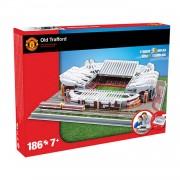 Nanostad 3D puzzel Manchester United Old Trafford - 186 stukjes
