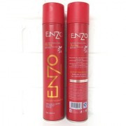 Enzo Hair Styling Spray Net Red