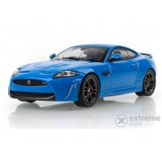 Masinuta Welly Jaguar XKR-S (1:43) , albastru