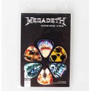 Pene chitară Megadeth - PERRIS LEATHERS - MD1