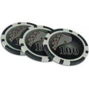 Chips Royal valoare 100 (set 25 buc)