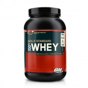 Optimum Nutrition 100% Whey Gold Standard - 908g - Double Rich Chocolate