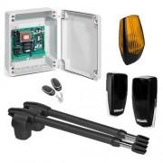 Kit automatizare poarta batanta Motorline LINCE600-KIT 2x4m uz rezidential