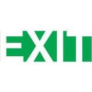 10 etichete autocolante cu pictogramă ieȘire rilux 11/8 w - Accesorii pentru lampi de emergenta - OVA50241E - Schneider Electric