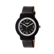 Crayo Vivid Strap Watch - Black CRACR4702