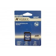 Karta paměťová MAXELL SDHC 16GB