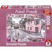 999 Games Romantische Reis (Assaf Frank) - Puzzel (1000)