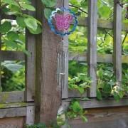 Kerti Pillangó szélcsengő 47 cm