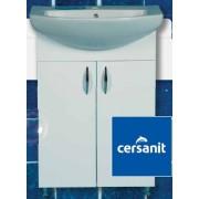 Libra 600 szekrény + Cersanit mosdó