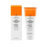 Daily sunscreen spf50 protetor solar creme pele normal seca 50ml - Youth Lab