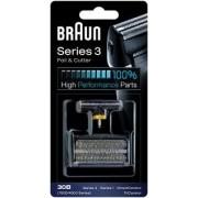 Náhradný nôž Braun Pack 7000/ 30B (planž.+nôž)