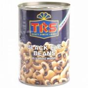 TRS Canned Boiled Black Eye Beans (Fasole Alba cu ochi negru Fiarta Conservat) 400g