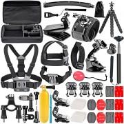 "Titan Set 55 Accesorii GoPro - Kit Accesorii GoPro ""Cutezator"""