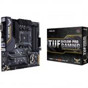 Matična ploča Asus TUF B450M-Pro Gaming Baza AMD AM4 Faktor oblika Micro-ATX Set čipova matične ploče AMD® B450
